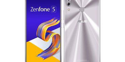 ASUS ZenFone 5 スペースシルバー