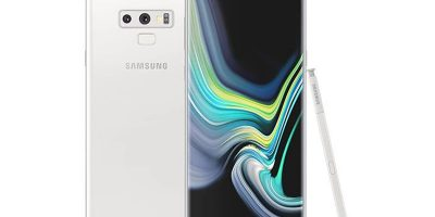 Samsung Galaxy Note9 Alpine White