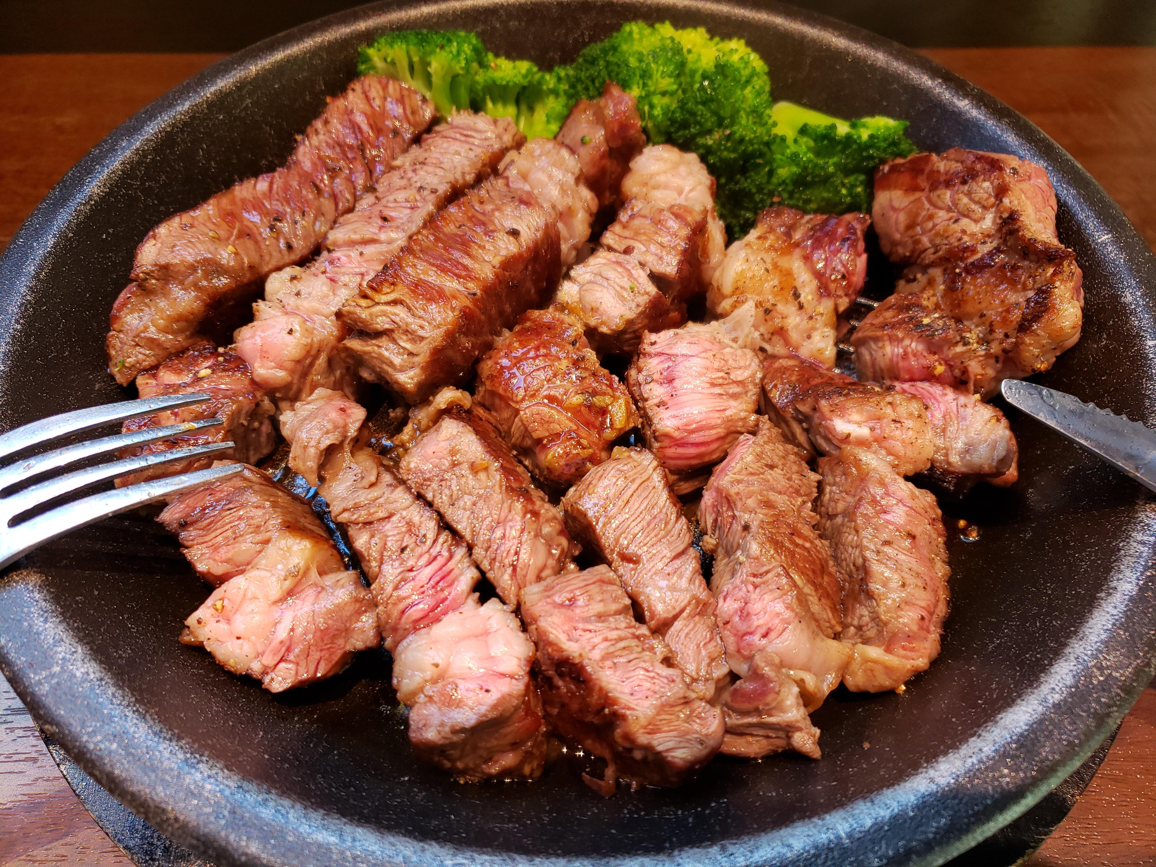 ワイルドステーキ450g