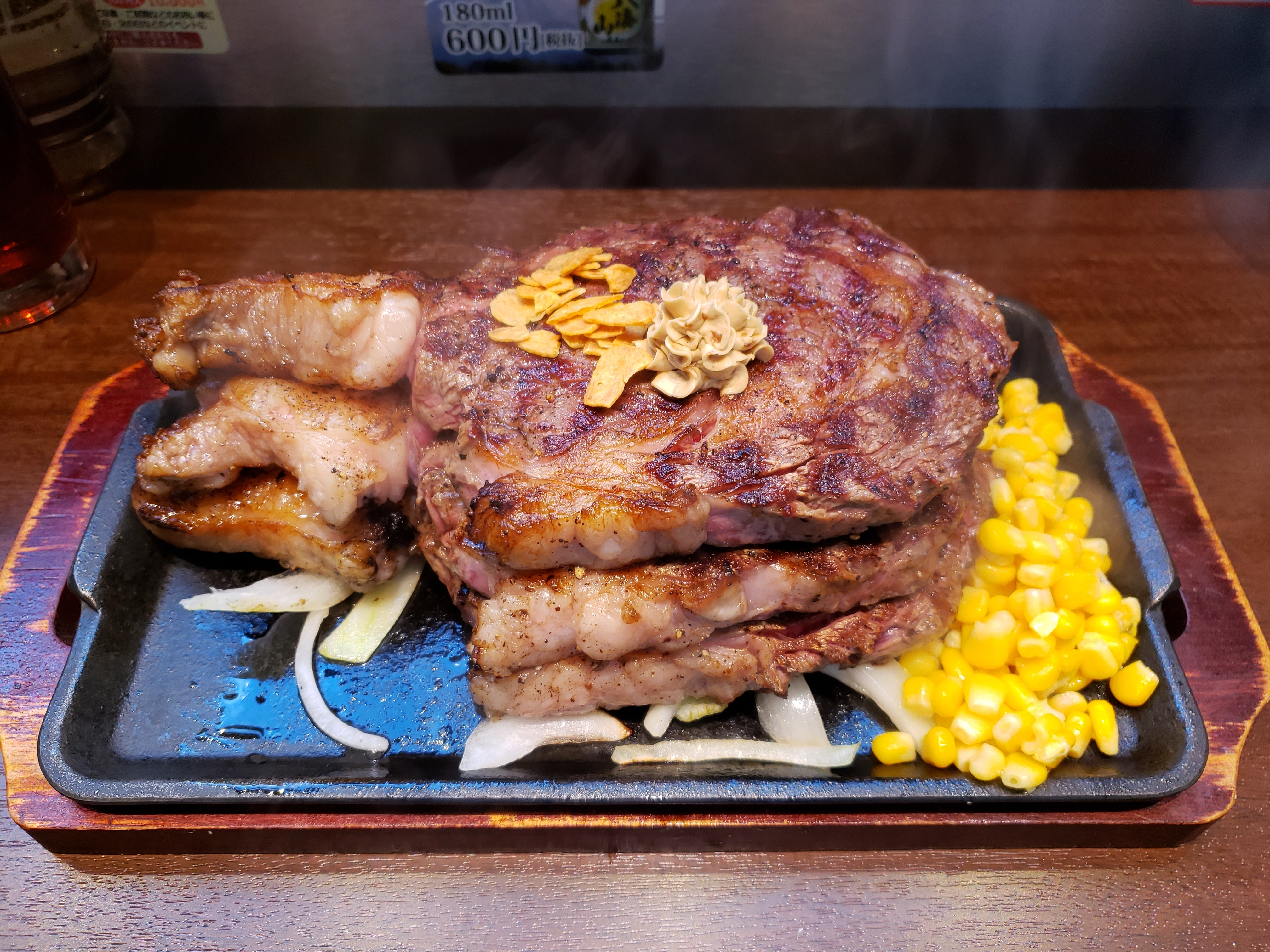 リブロースステーキ1kg