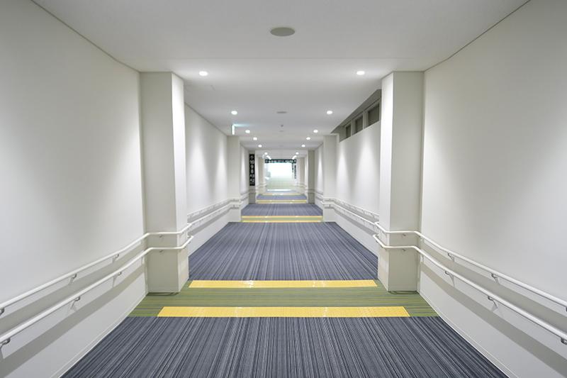 仙台国際空港のピア棟