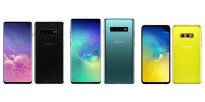 Samsung Galaxy S10シリーズ