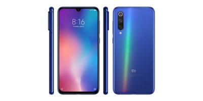 Xiaomi Mi 9 SE Ocean Blue
