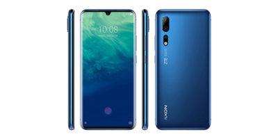 ZTE Axon 10 Pro Blue