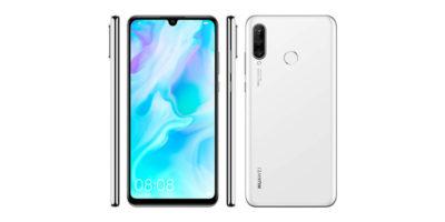 Huawei P30 lite パールホワイト