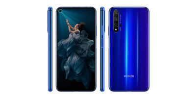 Huawei Honor 20 Sapphire Blue