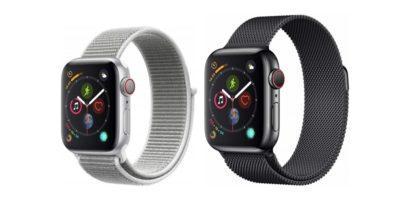 Apple Watch Series 4 GPS+Cellularモデル