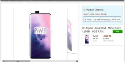 Clove OnePlus 7 Pro 商品ページ