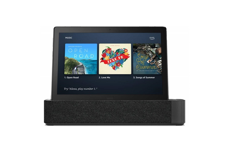 Lenovo Smart Tab M10 with Amazon Alexa