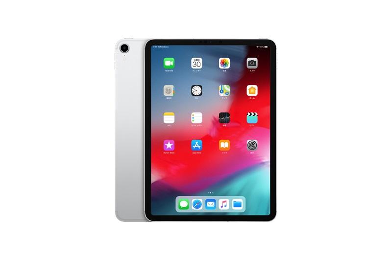 Apple iPad Pro 11インチ シルバー