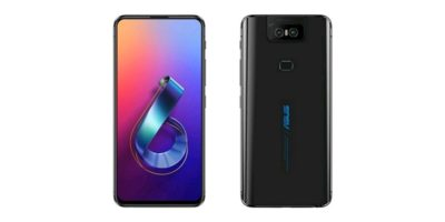 ASUS ZenFone 6 Midnight Black