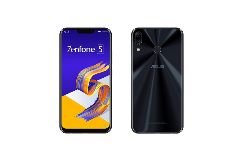 ASUS ZenFone 5 シャイニーブラック