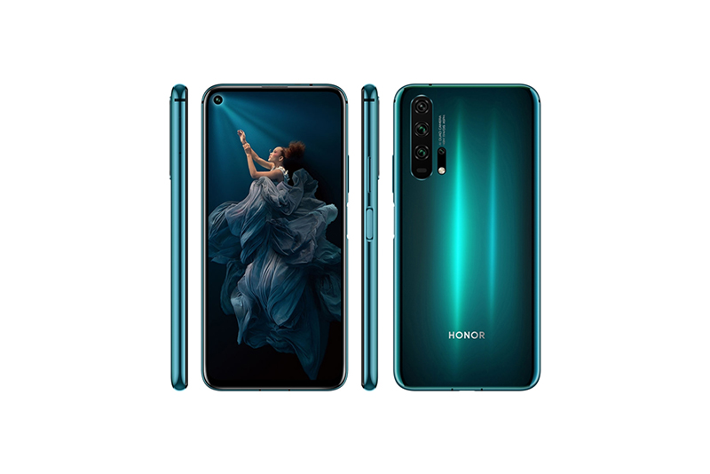 Huawei Honor 20 Pro Phantom Blue