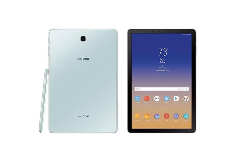 Samsung Galaxy Tab S4 Silver