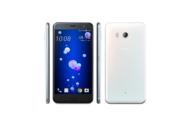 HTC U11 601HT アイスホワイト