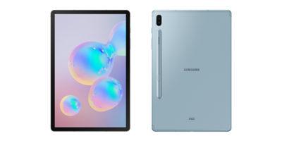 Samsung Galaxy Tab S6 Cloud Blue