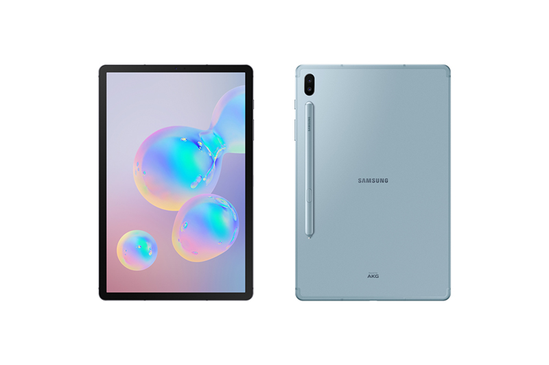 Samsung Galaxy Tab S6 Cloud Blue