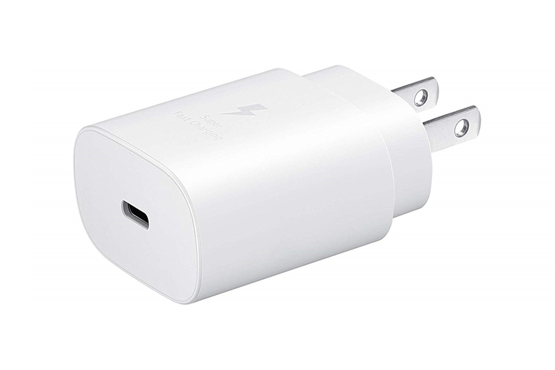 Samsung 25W USB-C Fast Charging Wall Charger White