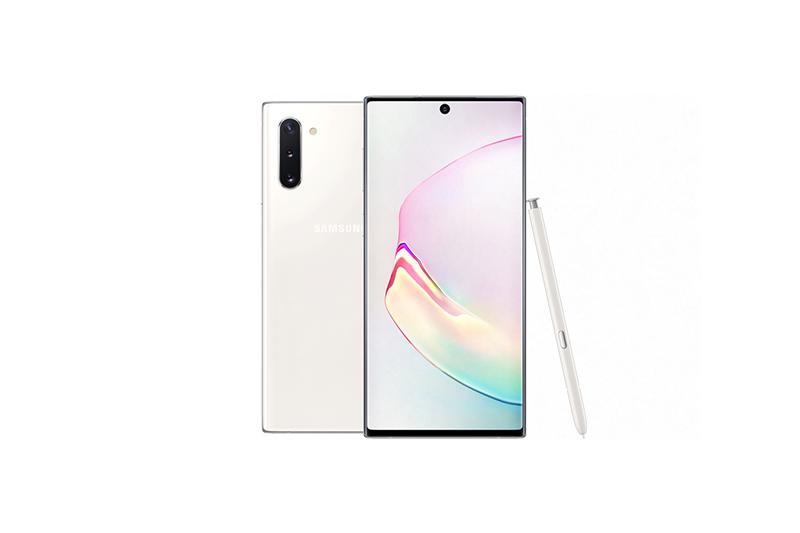 Samsung Galaxy Note10 Aura White