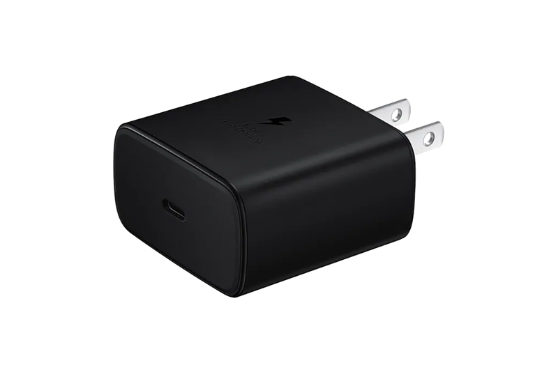 Samsung 45W USB-C Fast Charging Wall Charger Black