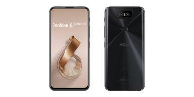 ASUS ZenFone 6 Edition 30 マットブラック
