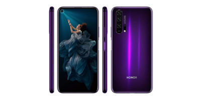 Huawei Honor 20 Pro Phantom Black