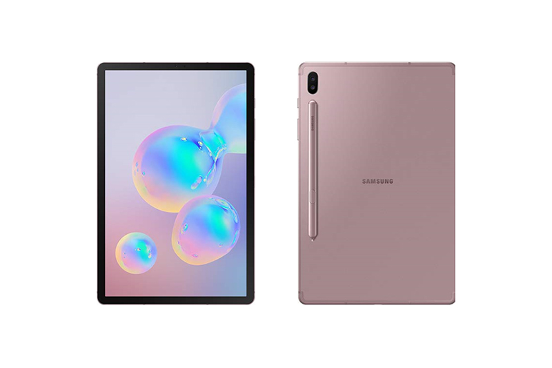 Samsung Galaxy Tab S6 Rose Blush