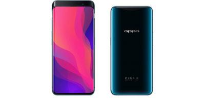 OPPO Find X Silent Blue