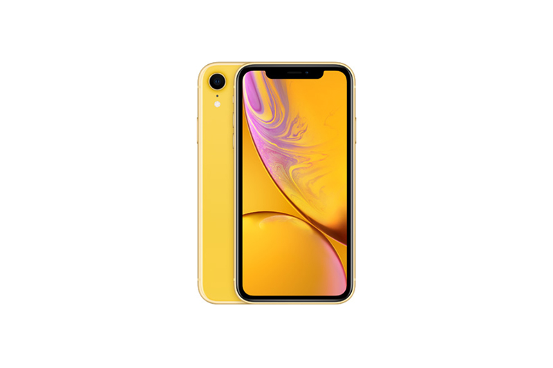 Apple iPhone XR イエロー
