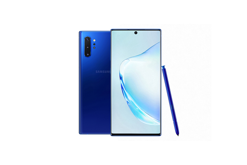 Samsung Galaxy Note10+ Aura Blue