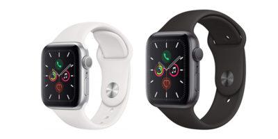Apple Watch Series 5 GPSモデル