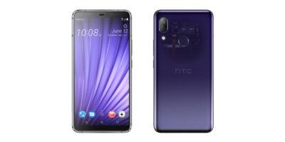 HTC U19e Brillant Purple