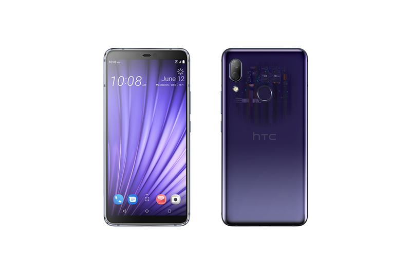 HTC U19e Brillant Purple
