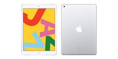 Apple iPad(第7世代) 10.2インチ シルバー