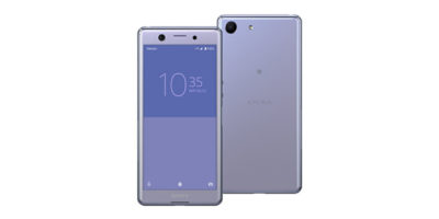 Sony Xperia Ace パープル