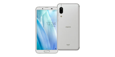 SHARP AQUOS sense3 lite シルバーホワイト