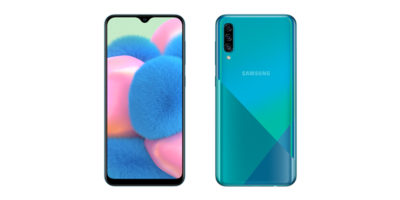 Samsung Galaxy A30s Prism Crush Green