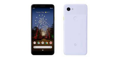 Google Pixel 3a Purple-ish