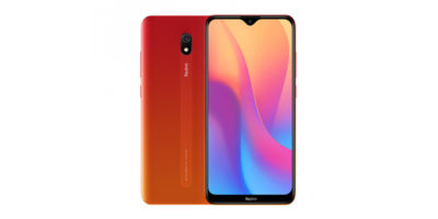Xiaomi Redmi 8A Sunset Red