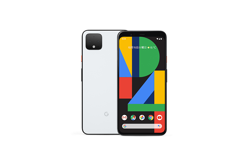 Google Pixel 4 XL Clearly White