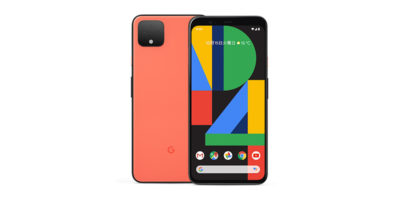 Google Pixel 4 XL Oh So Orange