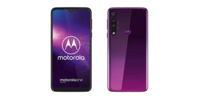 Motorola motorola one macro Ultra Violet