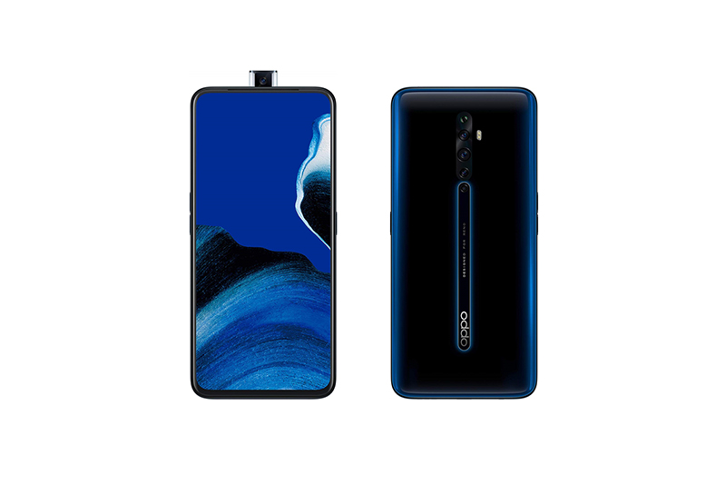 OPPO Reno2 Z Luminous Black