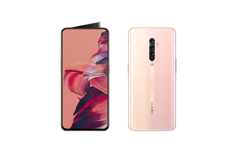 OPPO Reno2 Sunset Pink