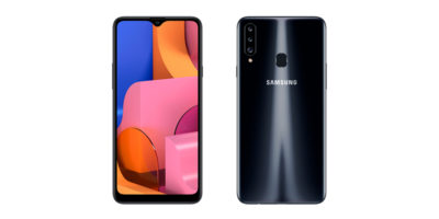 Samsung Galaxy A20s Black