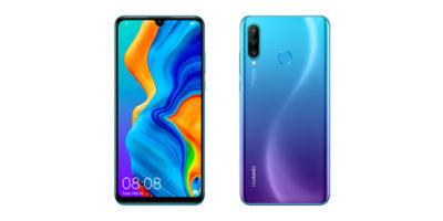 Huawei P30 lite ピーコックブルー