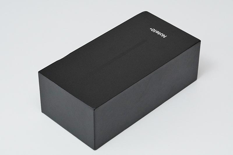 Galaxy Note10+のパッケージ