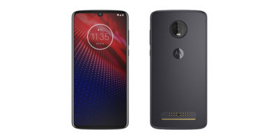 Motorola moto z4 Flash Gray
