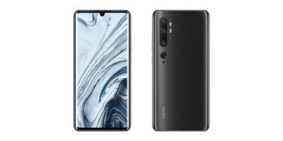 Xiaomi Mi Note 10 Midnight Black