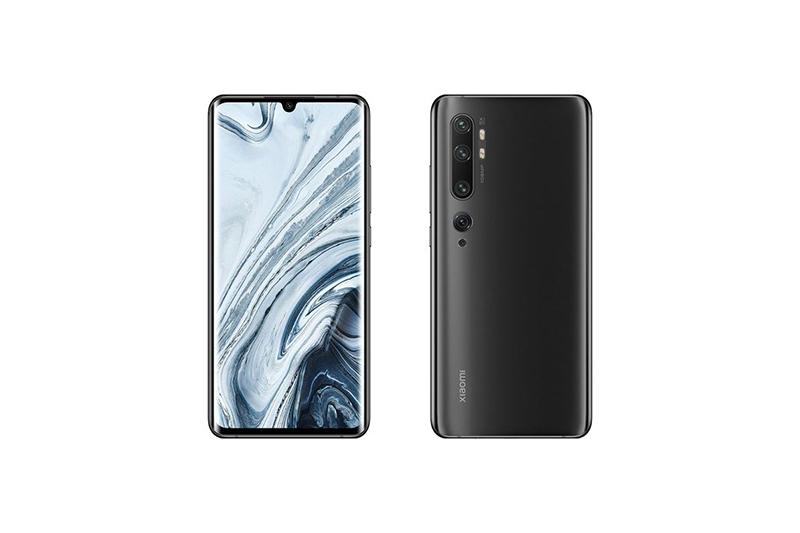 Xiaomi Mi Note 10 Midnight Black